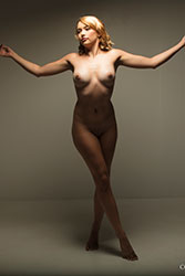 aims beauty of the nude