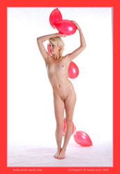 lou red balloons