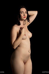 nora-rose nude shapes