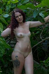 robyn natural nudity