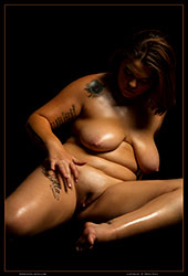ruby-sparks oiled nude