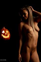 tiffani halloween