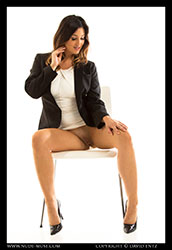scarlett-morgan business suit