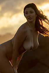 scarlett-morgan glorious sunset