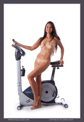 nataliya exercise bike