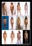 standing nudes series 4