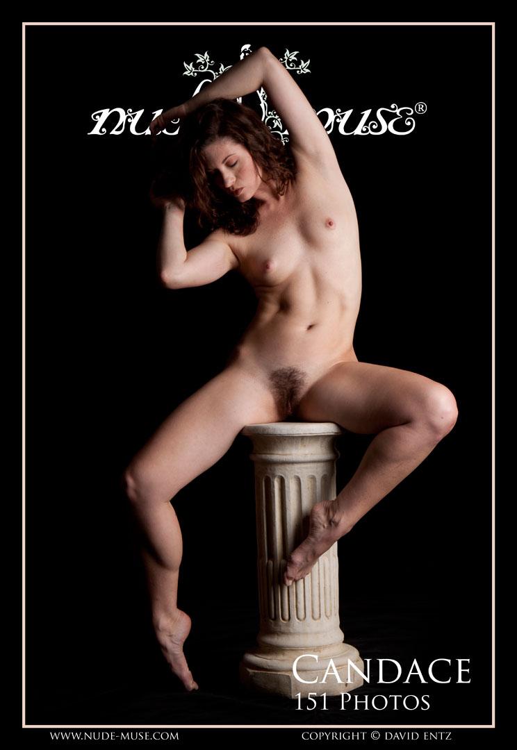 Naked candace